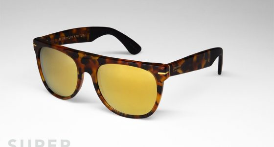 Des lunettes Super