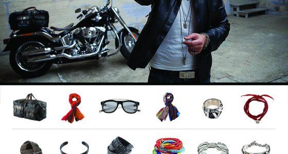 Accessoires de luxe pour hommes chez Mad Lords