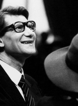 L'homme Yves Saint Laurent