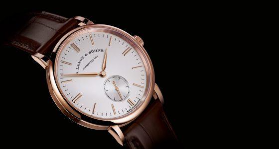 A. Lange & Söhne : la montre compliquée