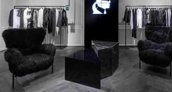 Karl Lagerfeld : concept store 2.0