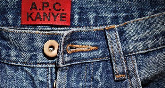 Kanye West signe une collection capsule pour A.P.C.