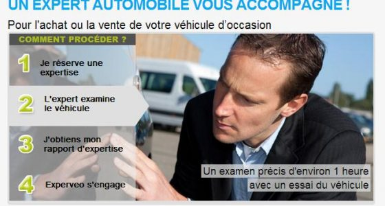 EXPERVEO : l'expert auto qui vous accompagne !