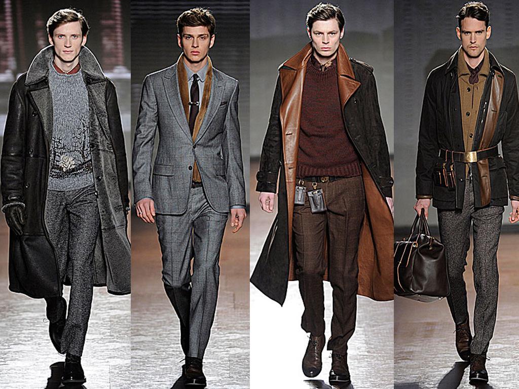 Ermenegildo Zegna : coup de coeur men fashion week 2014 ...