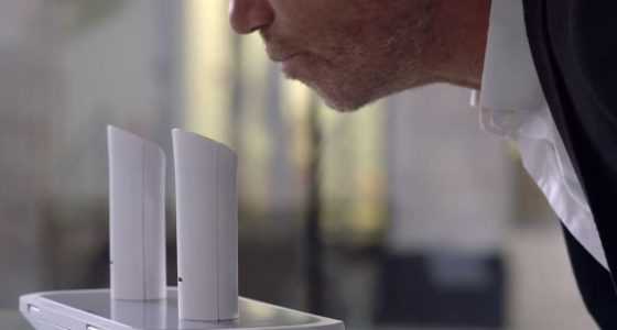 Ophone : Le téléphone olfactif