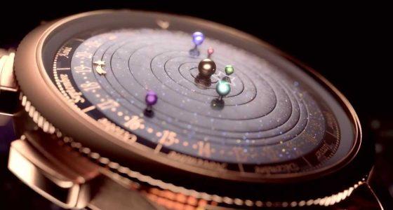La montre poétiquement compliquée