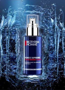 SOIN : Force supreme pour vos yeux par Biotherm