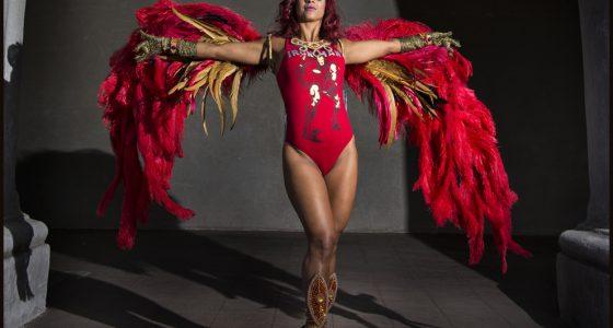 SAMBA  : la danse brésilienne numéro un mondial de la fête!
