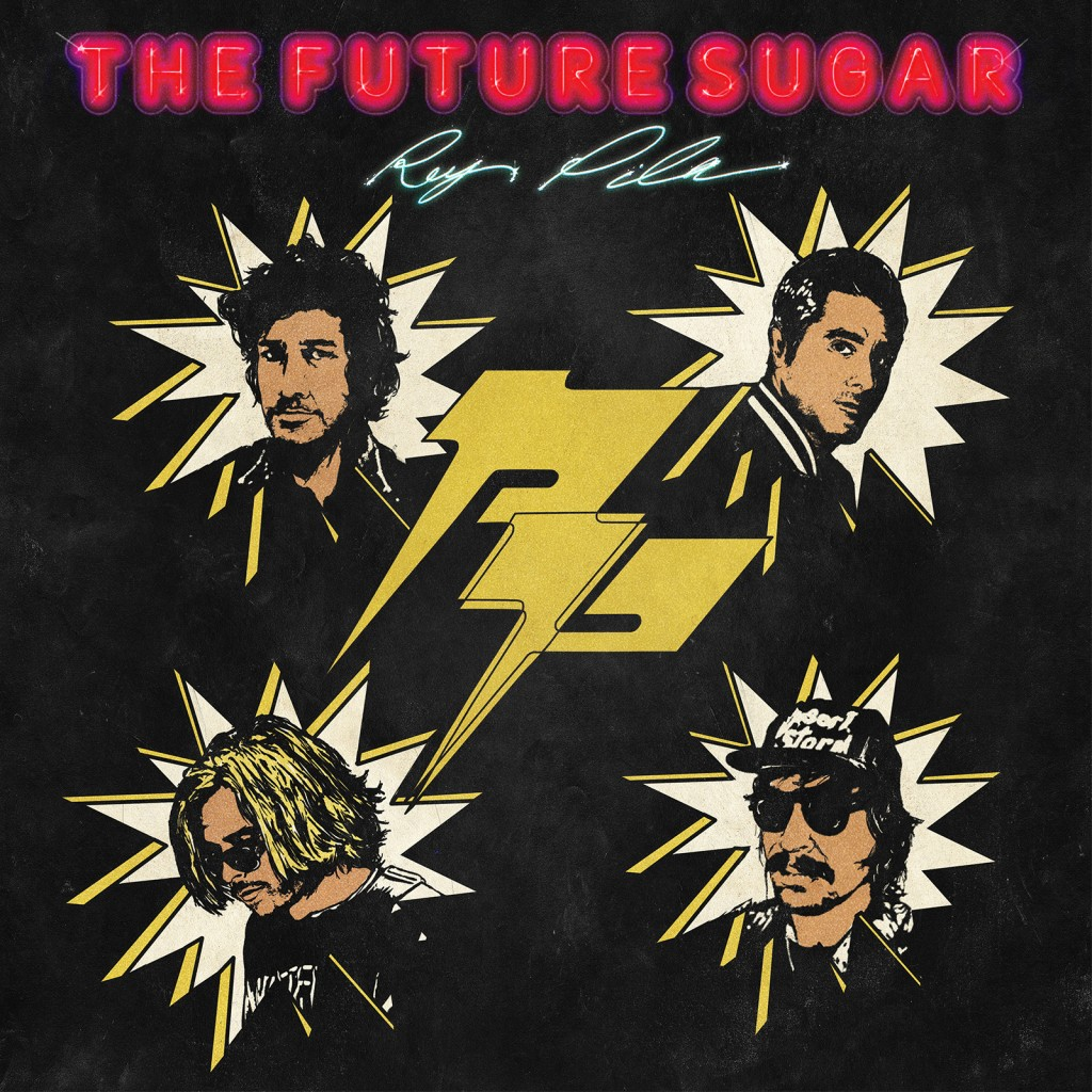 GOODMUSIC : Rey Pila (The Future Sugar)