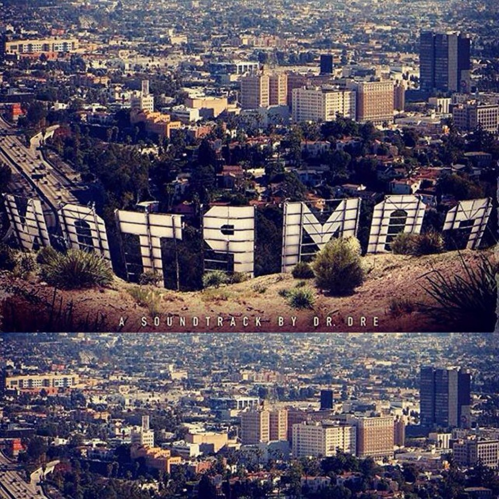 GOODMUSIC : Dr Dre (Compton, A Soundtrack)