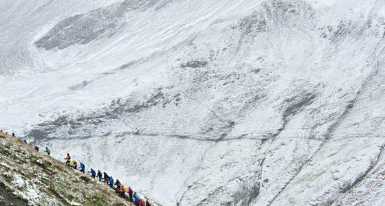 Dépasser ses limites en affrontant les sommets
