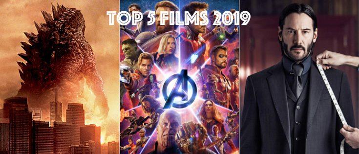 Top 5 des meilleurs films 2019 (À date)