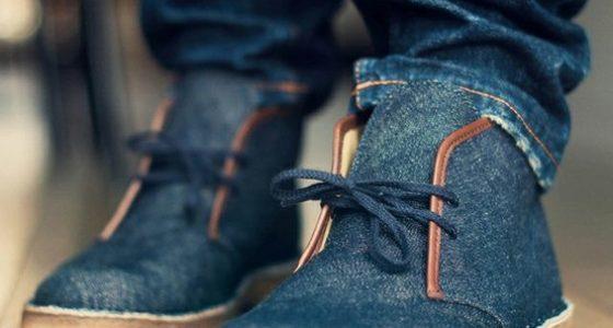 Desert boot, l'indémodable