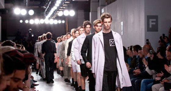 London Men Fashion Week 2014