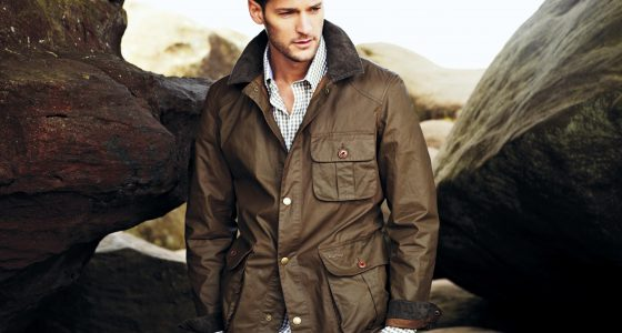 BARBOUR 120 ans de style british!