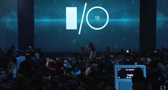14 choses à retenir de la conférence Google I/O 2015