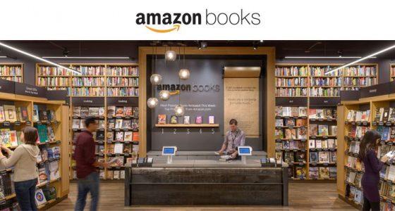Amazon ouvre sa première boutique physique