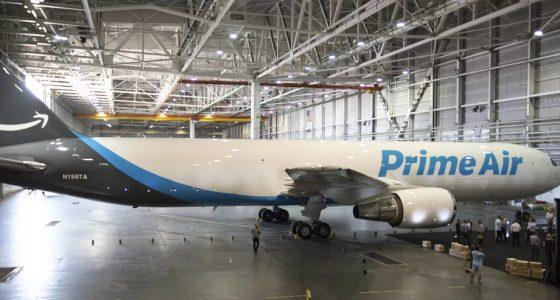 Amazon lance sa flotte aériènne Prime Air