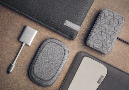 Chargeurs portables Moshi : La liberté au style scandinave !